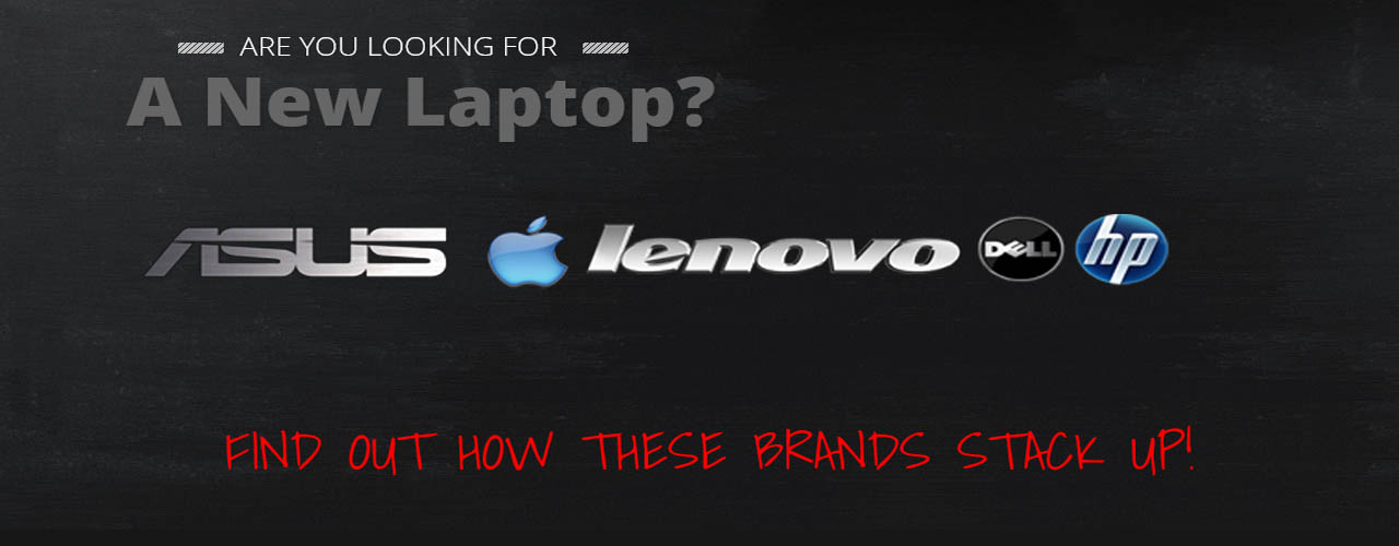 How the top laptop brands perform